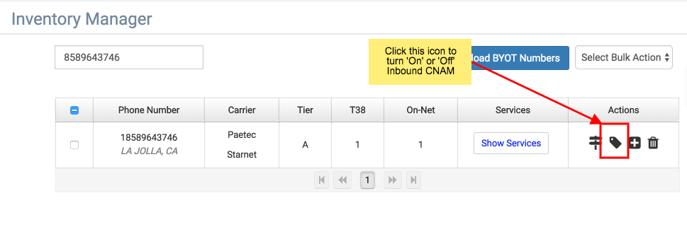 Inbound CNAM (Caller ID with Name Delivery) - SkySwitch Knowledge Base