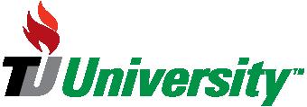 TU University logo