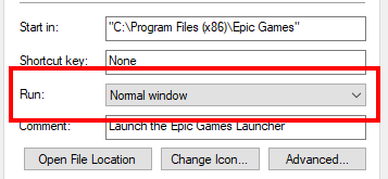 Troubleshooting Epic Games Launcher issues in Windows 10