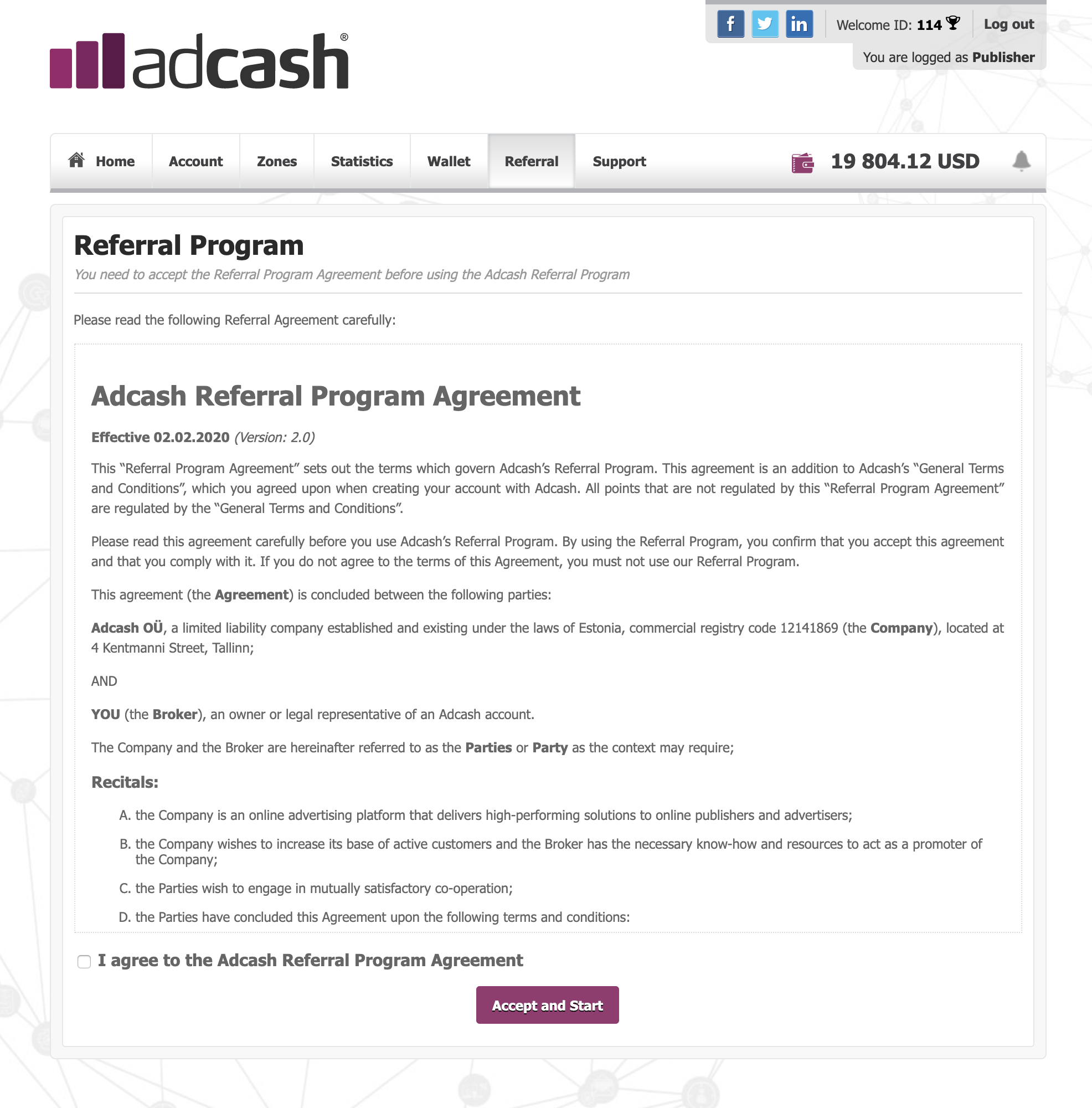 Easy Tricks on How to Make More Money Using AdCash Referral Program