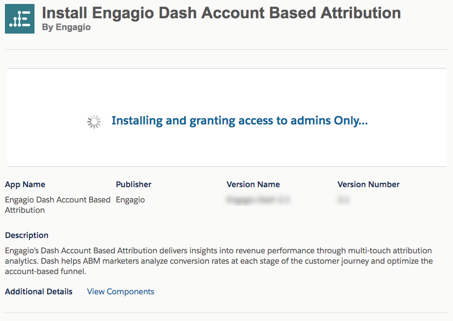 Installing Dash in Salesforce - Advice and Answers from the