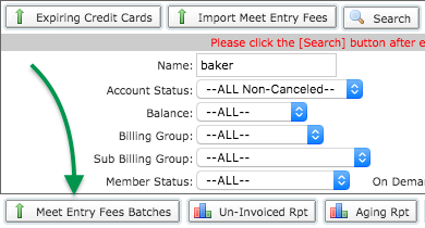 Invoices & Payments