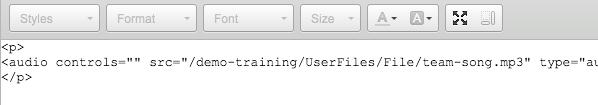Code with src URL