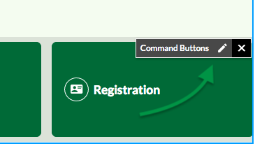 Command Buttons overlay