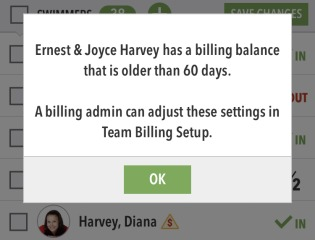 OnDeck age of billing balance