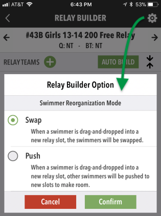 Relay Builder Option