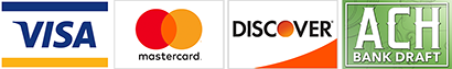 Visa Mastercard Discover ACH