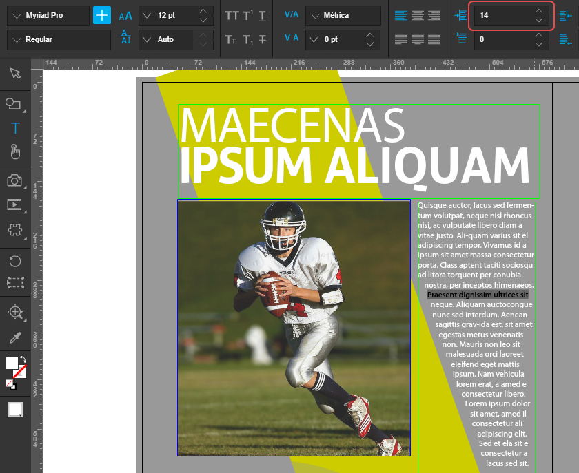 Wrapping The Text Around Image Manually
