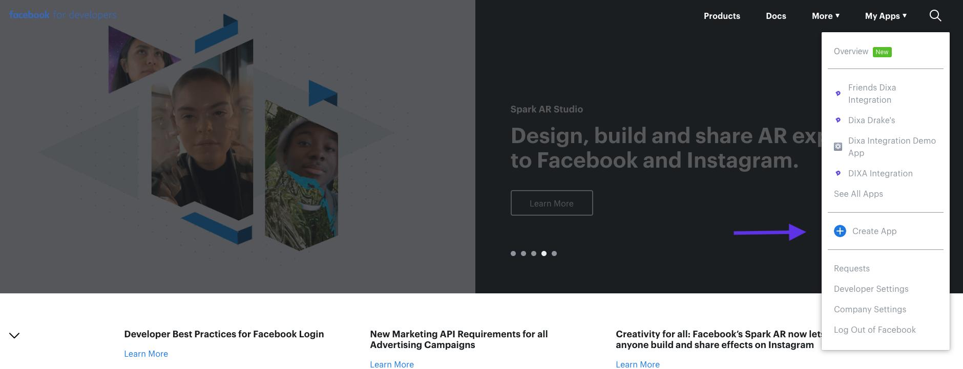 Setup Facebook Messenger - Dixa Support