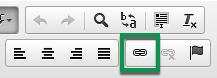 Hyperlink button