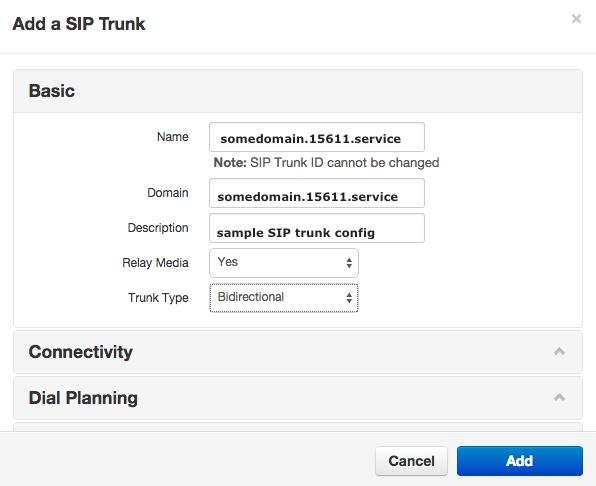 Sample Asterisk Configuration - SkySwitch Knowledge Base
