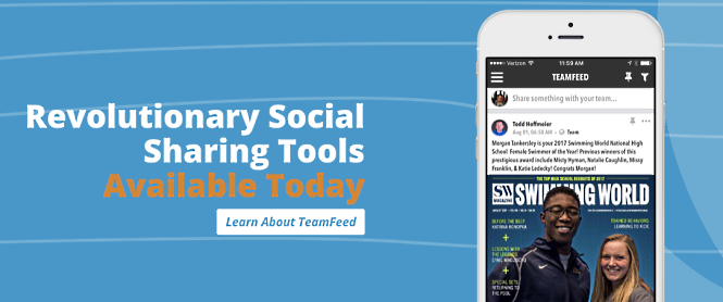 TeamFeed Social Sharing Tools