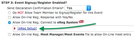 Step 3 of Event Reg