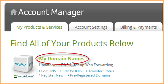 how to change my dns