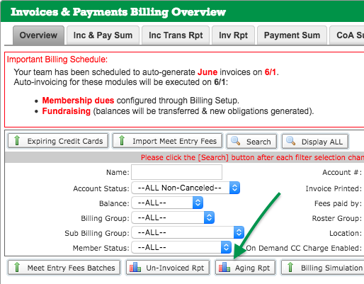 Invoices & Payments Overview