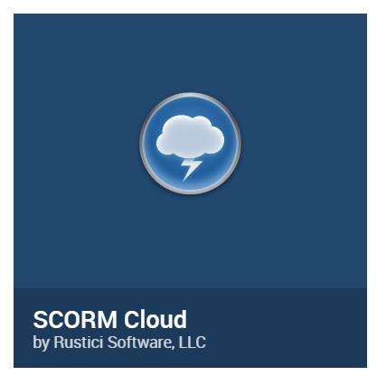 Installing SCORM Cloud app in xapiapps - xapiapps Documentation