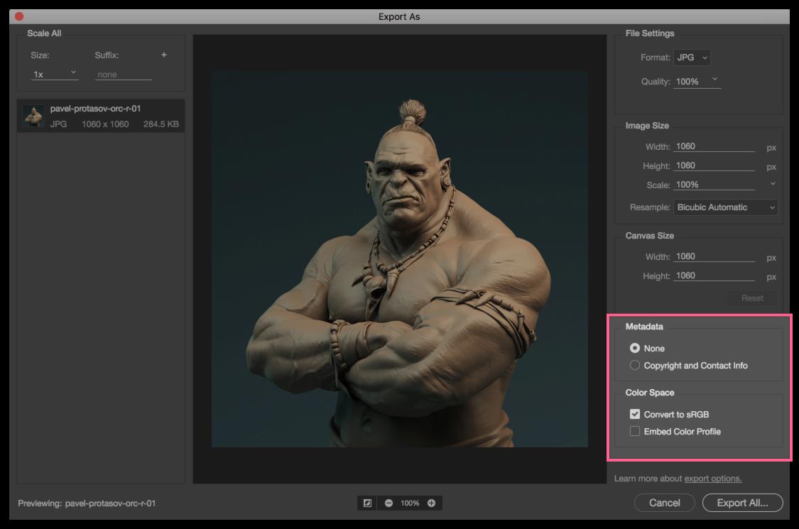 How do I get the best quality of images on ArtStation? - ArtStation